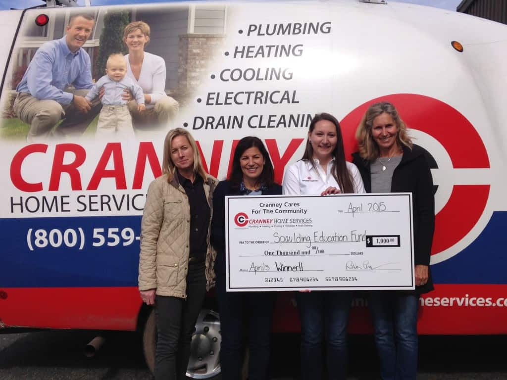 Cranney Cares April 2015